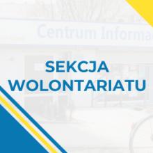 SEKCJA WOLONTARIATU
